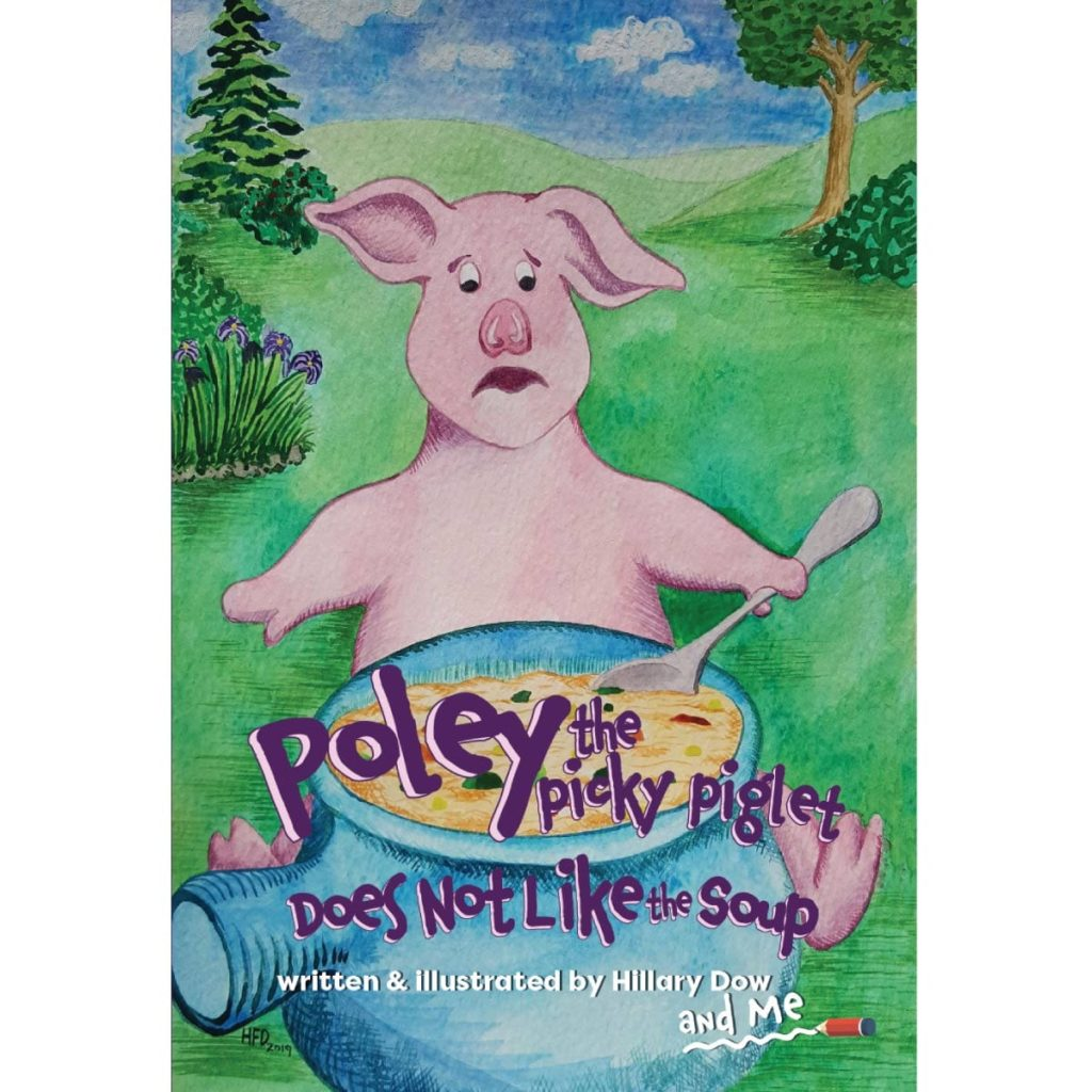 Poley-the-Picky-Piglet-Does-Not like the soup binding tales