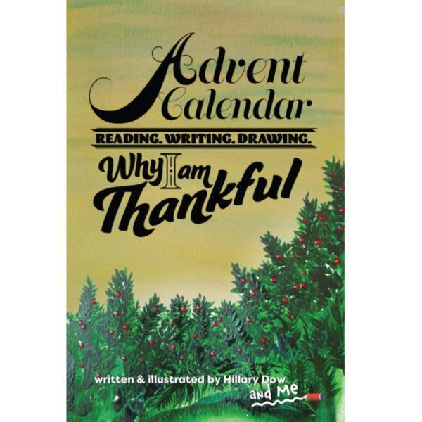 Advent Calendar Why I Am Thankful