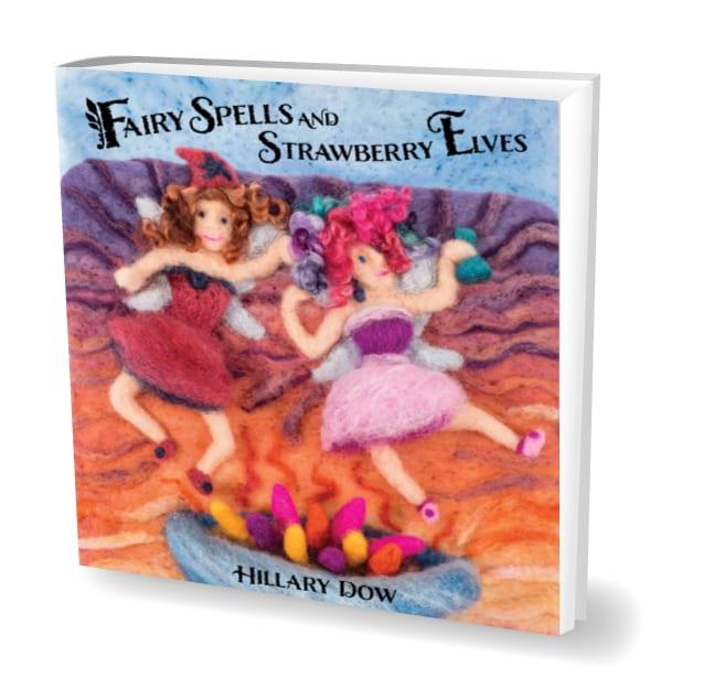 Fairy-Spells-Strawberry-Elves-Hardcover-mock-Hillary-Dow-ds