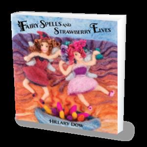 Fairy-Spells-Strawberry-Elves-Paperback-mock-Hillary-Dow