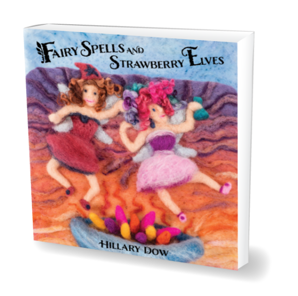 Fairy-Spells-Strawberry-Elves-Paperback-mock-Hillary-Dow