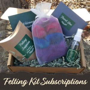 Lichendia-Felting-Kits-Subscriptions©Hillary-Dow