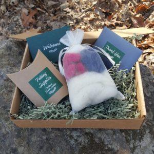 Lichendia-Felting-Kits-Eva-Ornament-Ball©Hillary-Dow