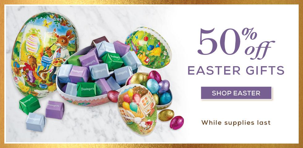 Bissinger's Easter
