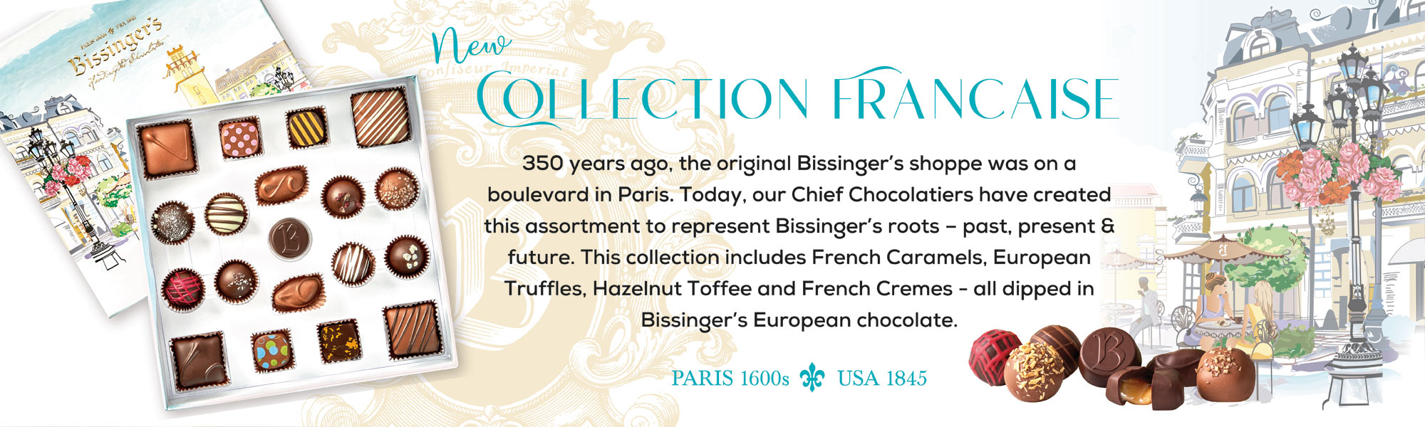 Bissinger's Collection Francaise