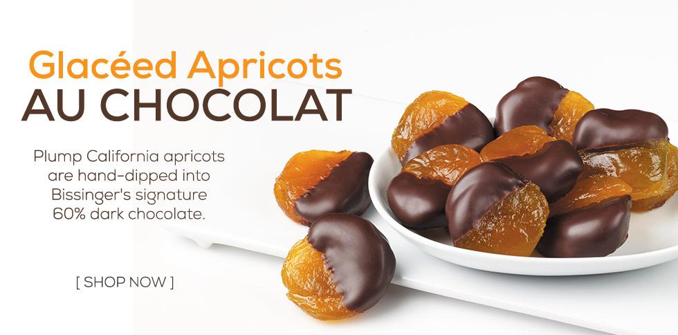 Bissinger's Famous Glace Apricots
