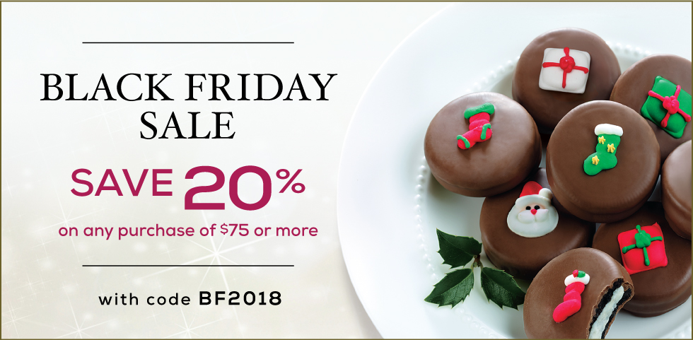 20% Black Friday Sale with code BF2018