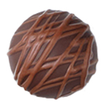 Bissingers Dark Double Chocolate Truffle