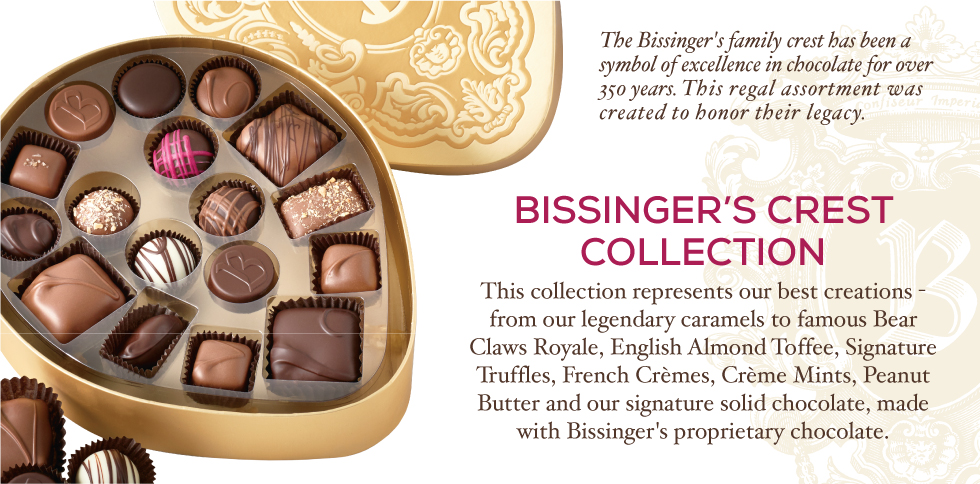 Bissinger's Crest Collection