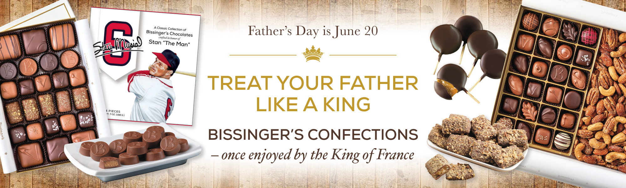 Bissinger's Father's Day