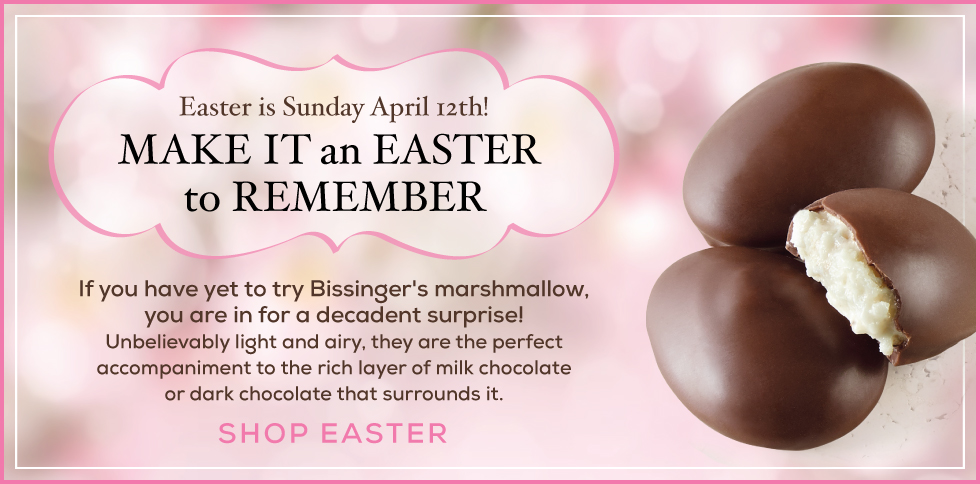 Bissinger's Easter Marshmallows