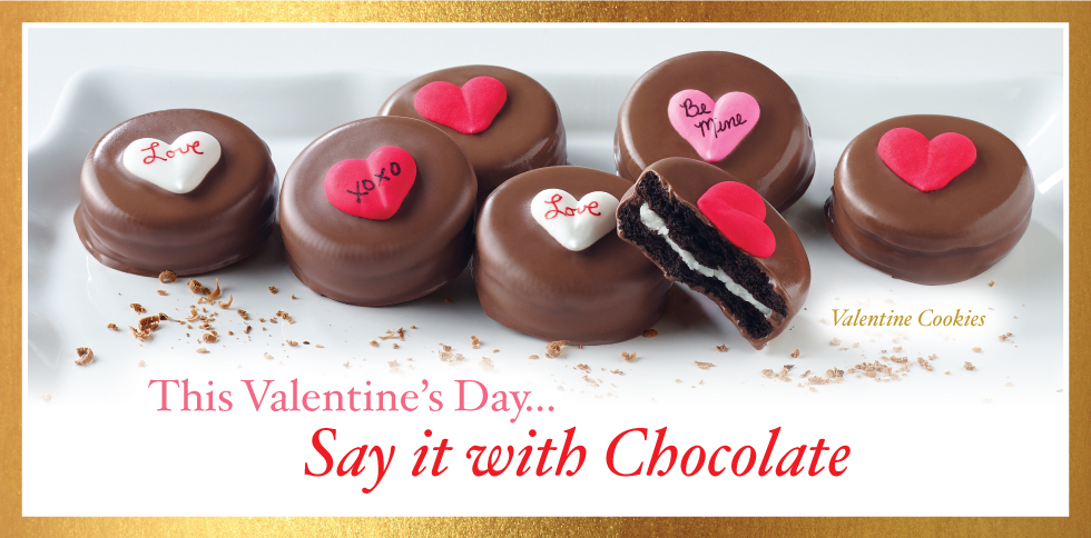Bissinger's Valentine's Day Cookies