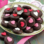 Bissinger's Valentine's Day Mints