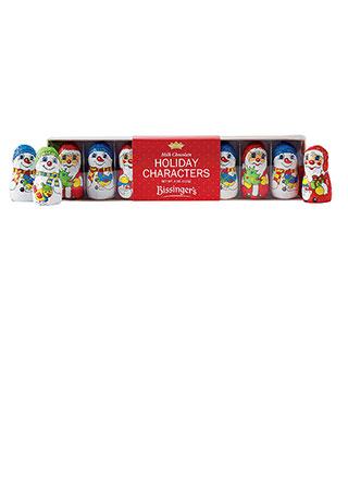 8pc. Christmas Characters