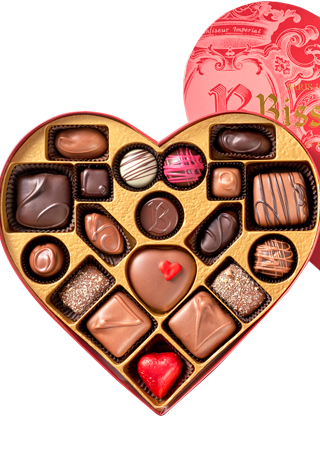 Valentine's Day Heart Collection - 20 PC