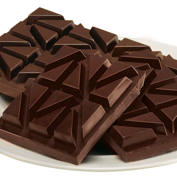 Solid Chocolate 1 LB