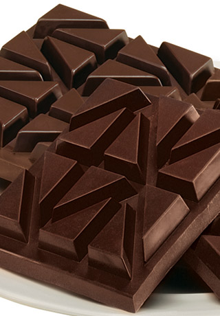 Solid Chocolate - 75% Dark Chocolate