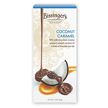 Coconut Caramel Bar 3 OZ