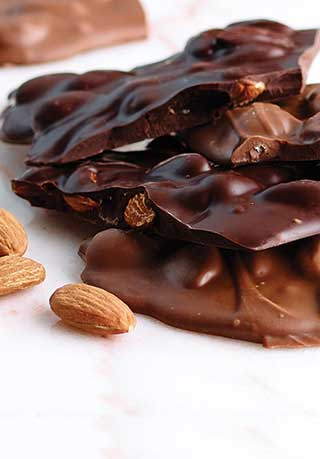 Almond Bark - Milk Chocolate