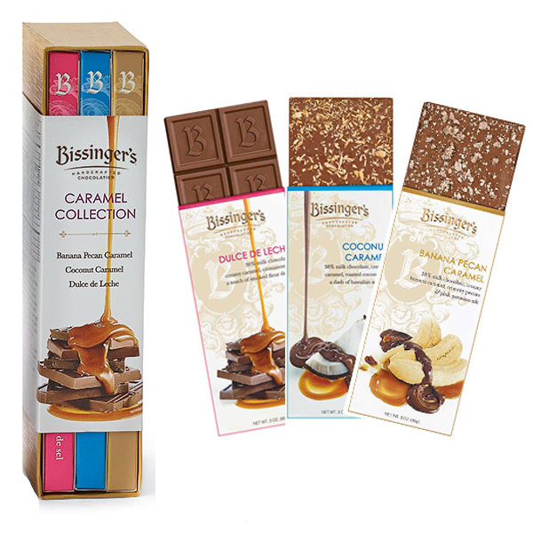 Chocolate Bar Flight Gift Sets