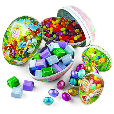 Collectible Papier Mâché Eggs