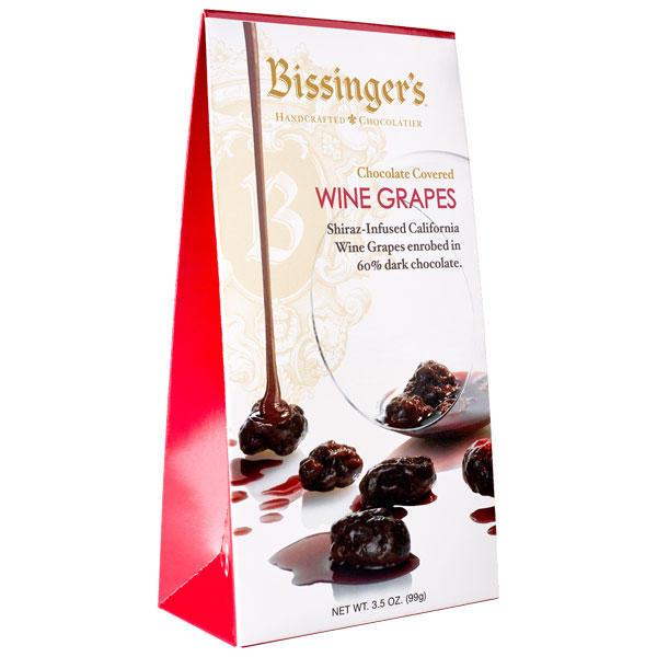 Wine Grapes 3.5oz Box