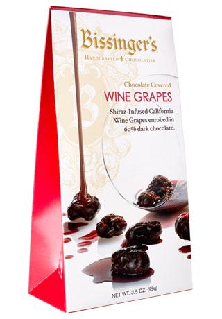 Wine Grapes 3.5oz Box