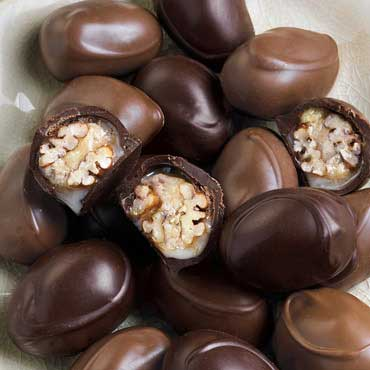 Parisian Pecan Nut Balls
