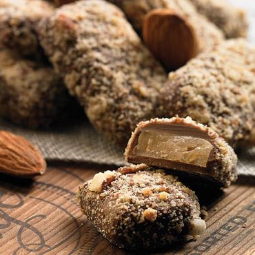 English Almond Toffee