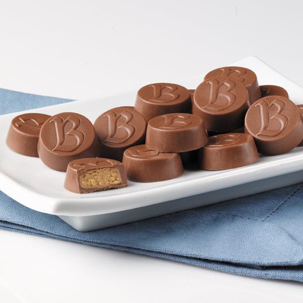 Gourmet Peanut Butter Truffles - 24 PC
