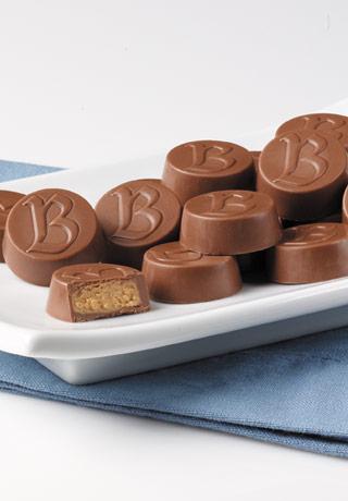 Gourmet Peanut Butter Coins