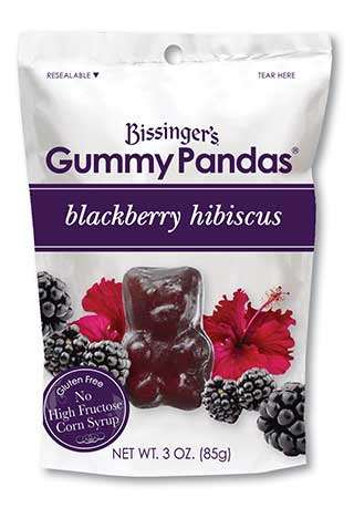 Bissinger S Chocolate Tart Cherry Lime Gummy Pandas