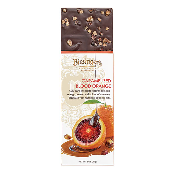 Caramelized Blood Orange Bar 3 OZ