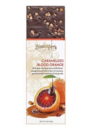 Caramelized Blood Orange Bar 3 OZ