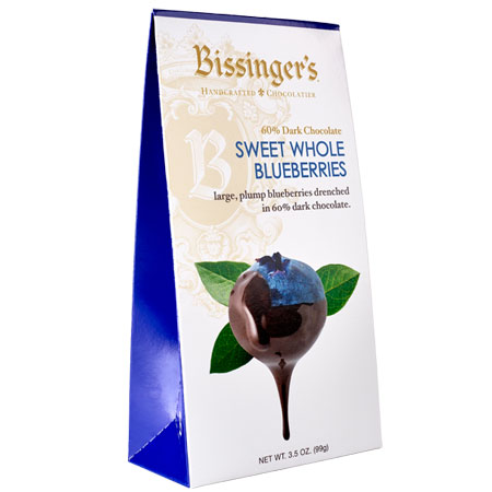 Dark Chocolate Covered Blueberries 3.5 OZ