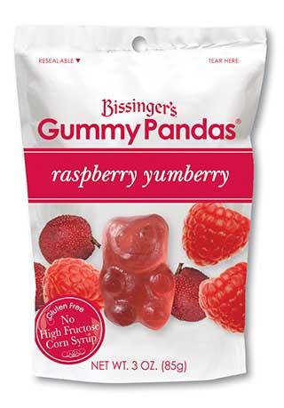 Raspberry Yumberry Gummy Pandas