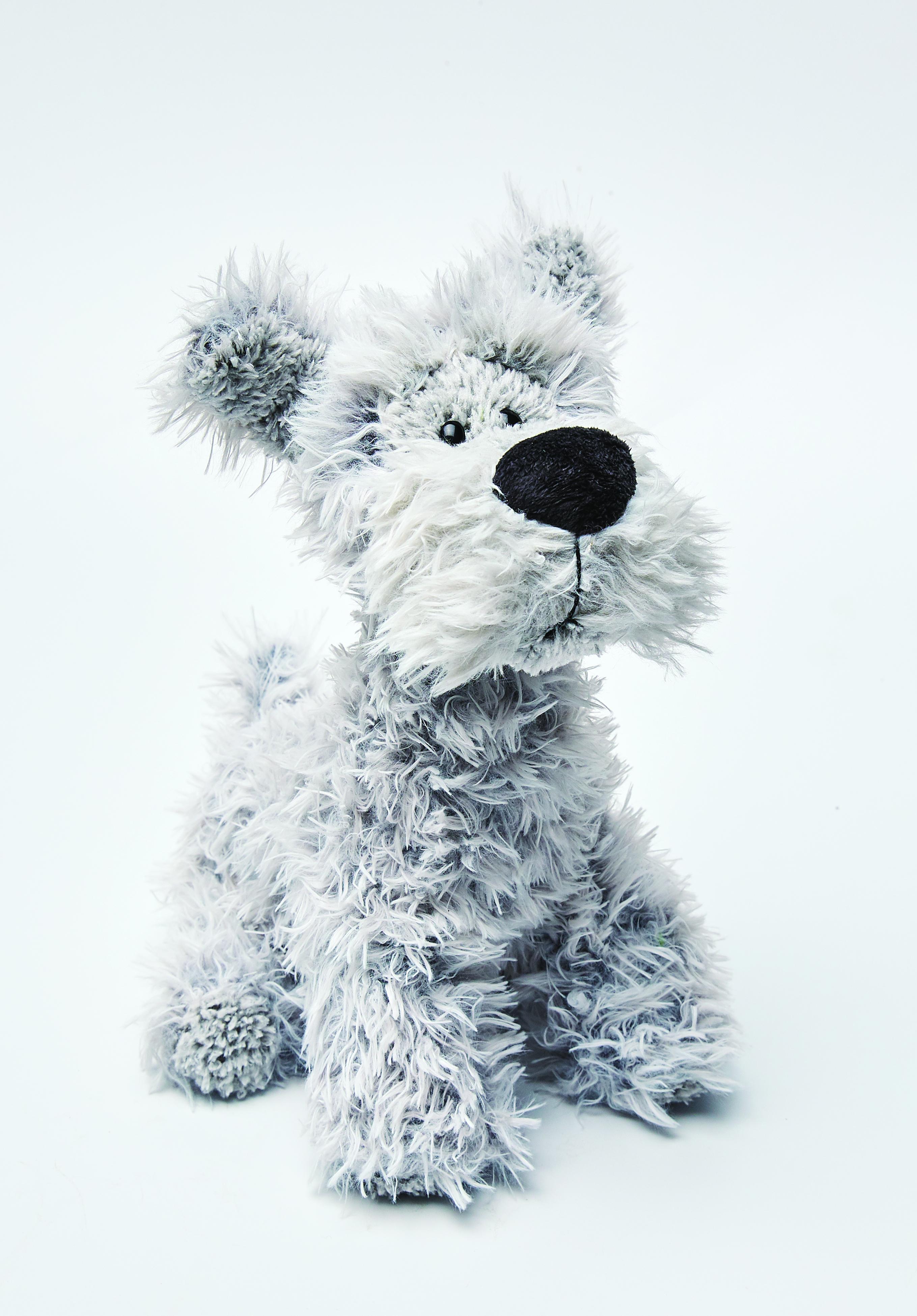 Plush Terrier