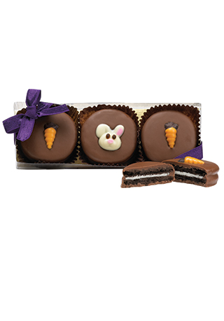 Easter Cookies, 3 pc