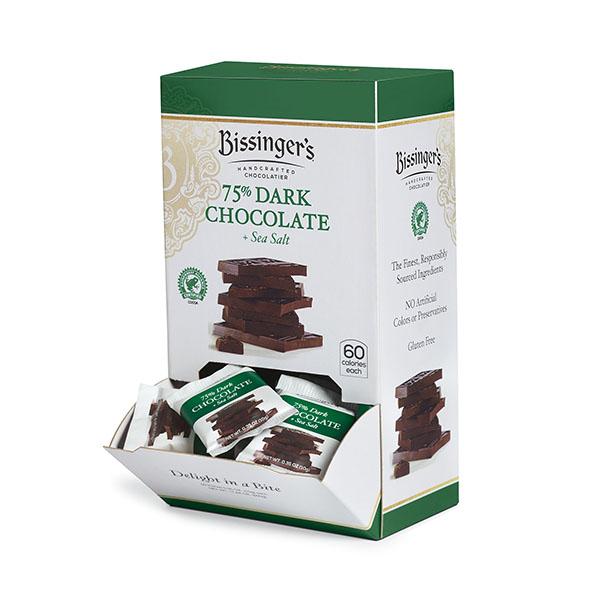 75% Dark Chocolate Mini Chocolates