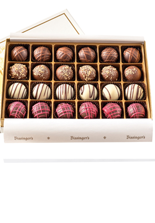 Signature Truffle Collection - 24 Piece