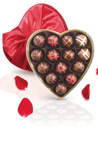 Valentine Truffle Collection