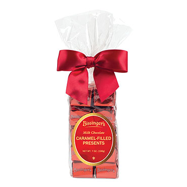 7 oz. Caramel-Filled Presents
