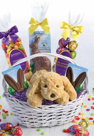 Happy Easter Gift Basket