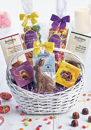 Spring Celebration Gift Basket
