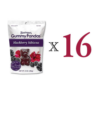Blackberry Hibiscus 16 Pack