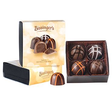 4pc. Holiday Truffle Collection