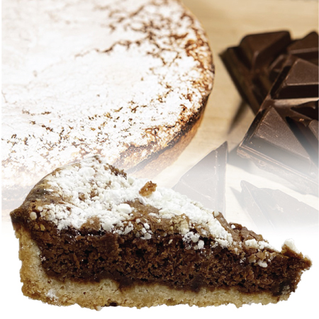 Bissinger's Chocolate Gooey Butter Cake