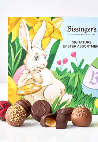 NEW! Signature Easter Assortment - 14 Piece