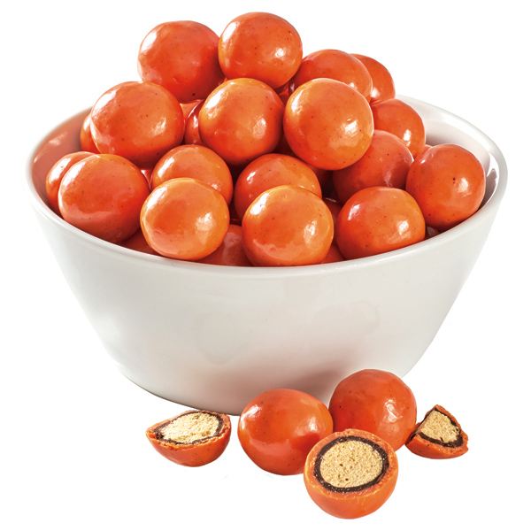 Pumpkin Spice Malted Milk Balls 1 LB
