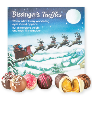 Holiday Truffle Collection - 14 Piece